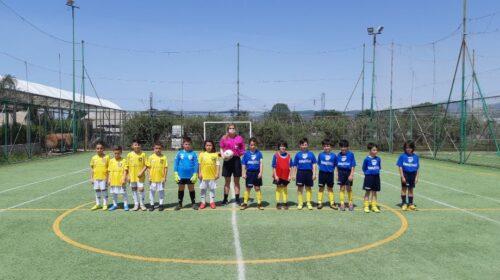 CSI Salerno, fischio d'inizio per i campionati di calcio giovanile