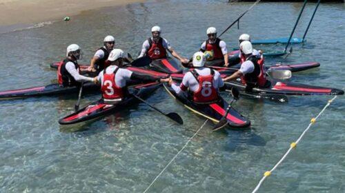 Salerno sogna un'altra promozione in serie A con la canoa polo