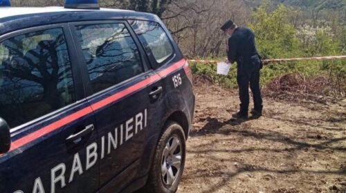 """Sversamento rifiuti tossici, ad Atena Lucana le analisi del terreno dopo l'operazione """"Shamar"""""""