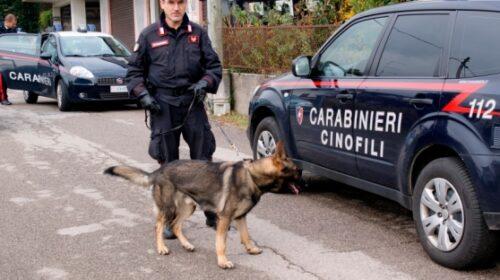 Droga in casa, arrestato in litoranea a Battipaglia pusher di 27 anni