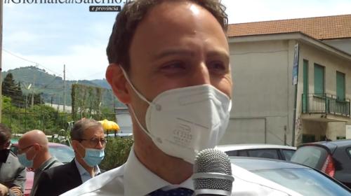 """Salernitana: l'On. Piero De Luca """"in bocca al lupo ai ragazzi"""""""