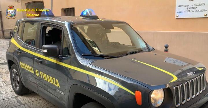 Cilento, fatture inesistenti: sequestro di 490mila euro a cooperativa di trasporti di Salento