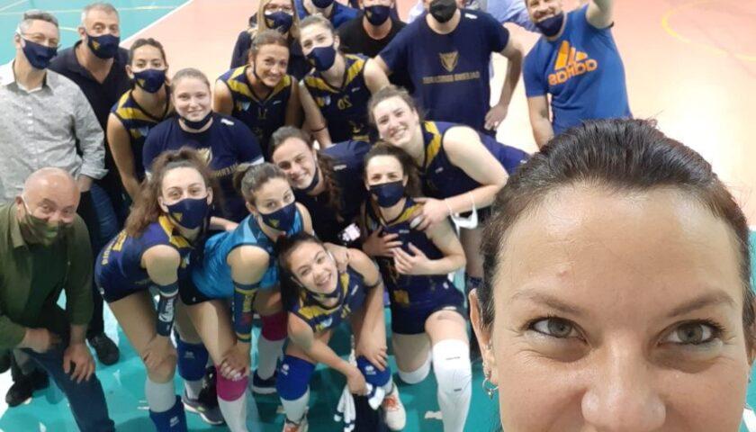 Polisportiva Salerno Guiscards, il team volley debutta nella Poule Promozione battendo l'Asd Primavera