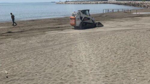 Parte la pulizia delle spiagge di Torrione ad opera di Salerno Pulita