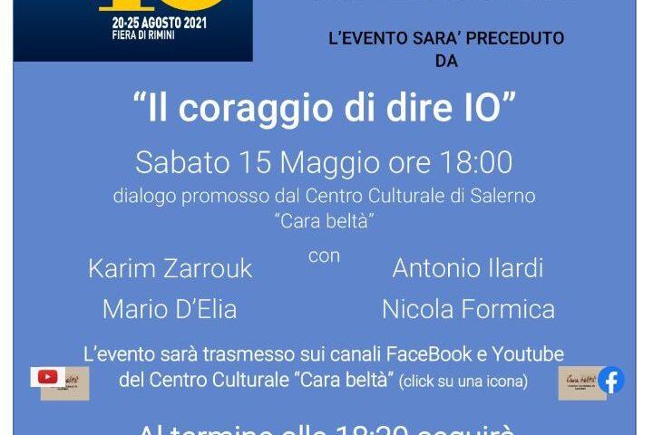 """Con """"Meet the Meeting"""" il 15 maggio il Meeting di Rimini sbarca a Salerno"""