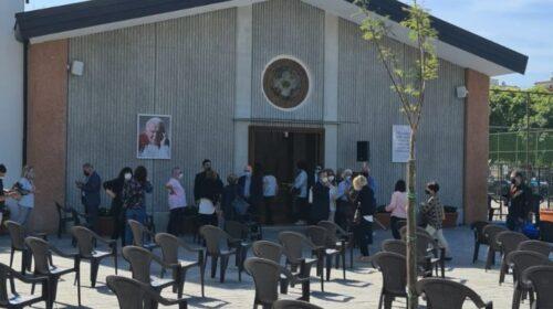 Inaugurata a Salerno la Cappella San Giovanni Paolo II