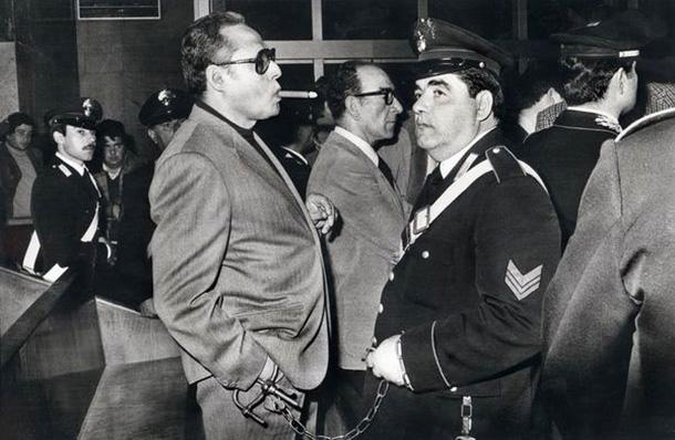 Milano, 16 maggio 1974: catturato il super boss della mafia corleonese Luciano Liggio