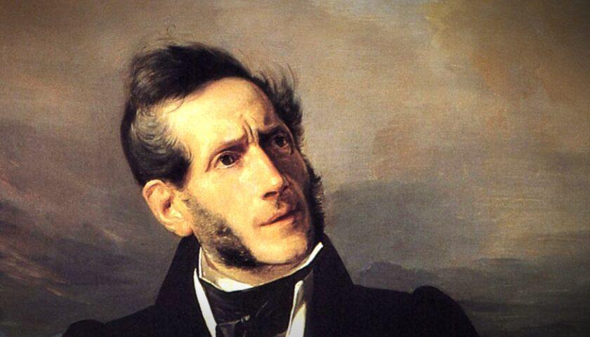 """Il 22 maggio del 1873 muore a Milano il padre dei """"Promessi Sposi"""" Alessandro Manzoni"""