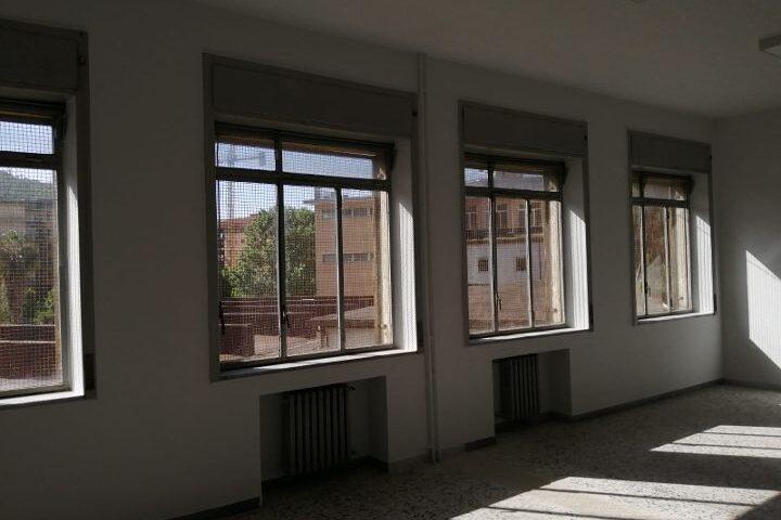 Salerno, Liceo Sabatini-Menna. Quasi ultimati i lavori per le nuove aule negli ex locali dei Giudici di Pace