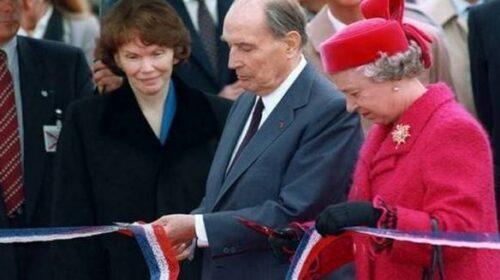 Il 6 maggio 1994 l'inaugurazione del tunnel tra Francia e Gran Bretagna