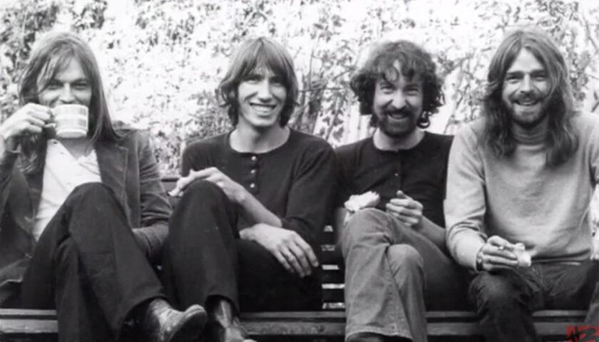 Il 12 maggio 1967 il primo concerto rock quadrifonico dei Pink Floyd