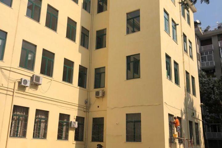 Conclusi all'Istituto Trani di Salerno i lavori di messa in sicurezza