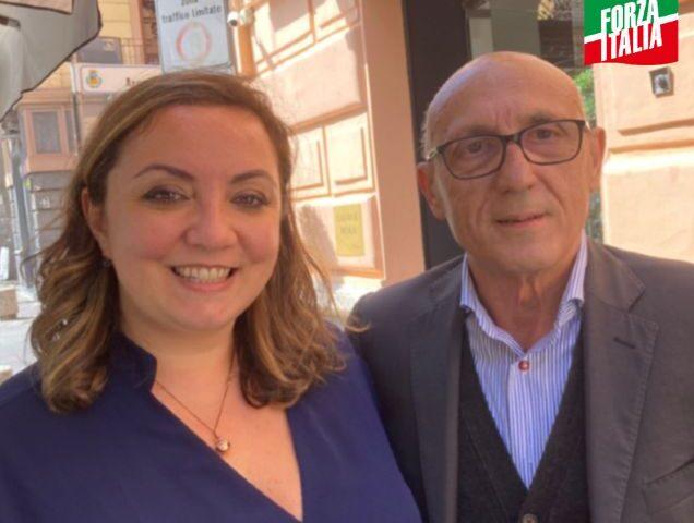 Salerno: Fasano (FI) incontra l'eurodeputata Adinolfi