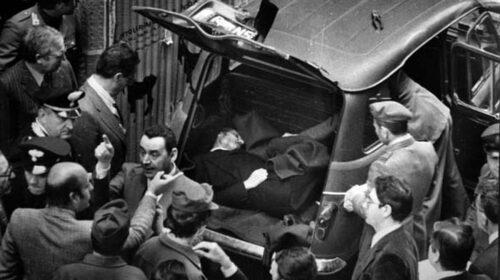 Dopo due settimane di speranze il 9 maggio 1978 viene rinvenuto il cadavere di Aldo Moro