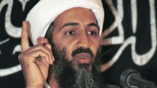 Il 2 Maggio 2011 muore lo sceicco del terrore