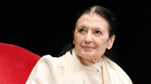 Muore Carla Fracci, la signora della danza italiana aveva 85 anni