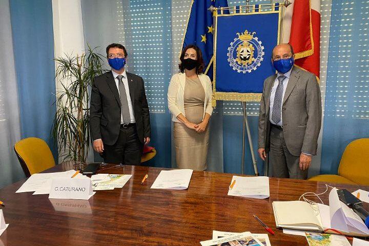 PROTOCOLLO D'INTESA ACI SALERNO E ITALIA EMOTIONAL WAY, INSIEME PER LA PROMOZIONE DEI TERRITORI DELLA PROVINCIA DI SALERNO
