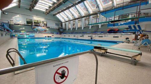 Covid: Rasi, virus non resiste oltre 20-30 secondi in piscina