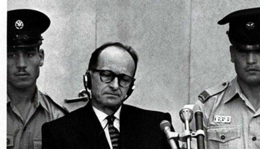 Il 31 maggio 1962 giustiziato il criminale nazista Eichmann: fu il primo e ultimo caso di esecuzione capitale in Israele