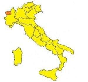 Covid 19: da lunedì 17 maggio Italia in zona gialla