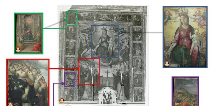 Sei opere d'arte rubate a Calvanico ritrovate dai carabinieri a Firenze