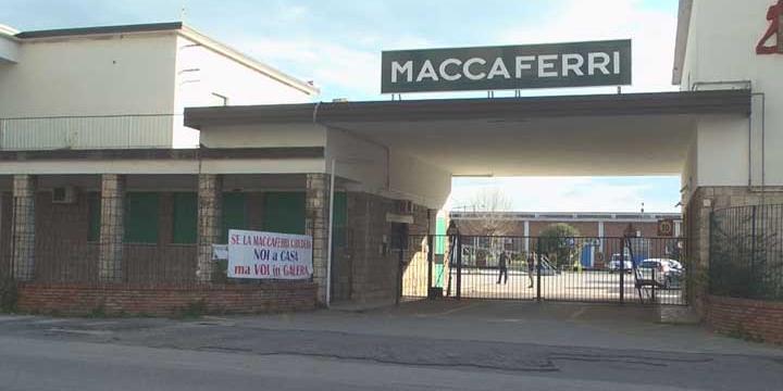 Fine della Vertenza Maccaferri di Bellizzi,  lettera di licenziamento per 29 lavoratori