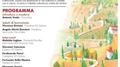 BORGHI DA SCOPRIRE, PARTNERSHIP TRA ACI SALERNO E ITALIA EMOTIONAL WAY