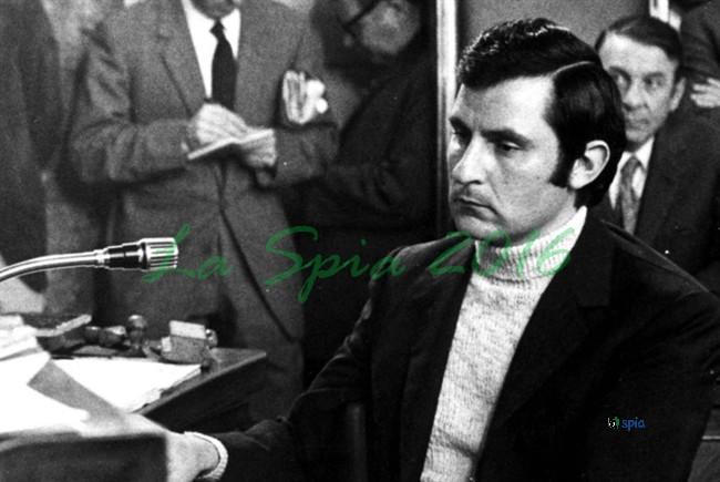 Il 17 maggio 1972 l'omicidio del commissario Calabresi