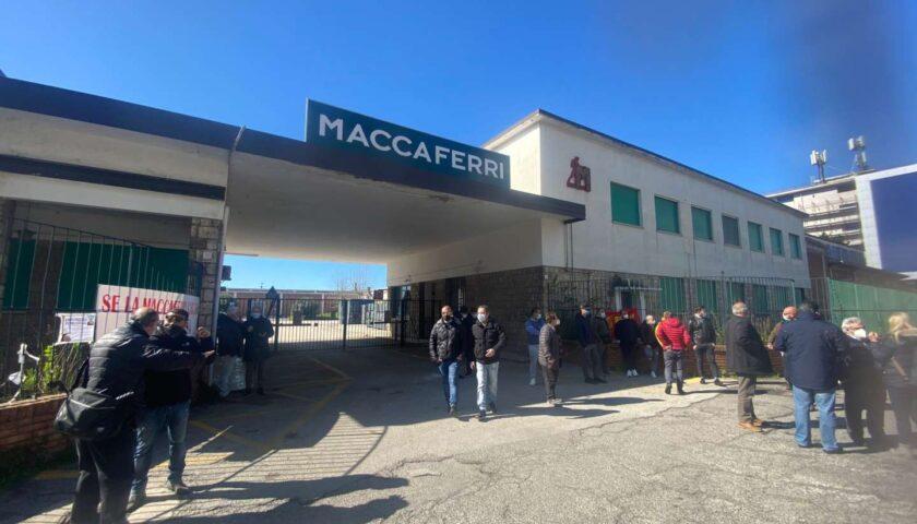 Vertenza Maccaferri, Bilotti: «L'azienda collabori a trovare una soluzione»