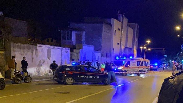 Schianto in via Napoli a Nocera Inferiore, muore 19enne