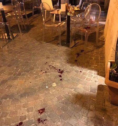 """Rissa a Salerno con coltellate, Borrelli: """"Inquietante le risate di chi filma le scene"""""""