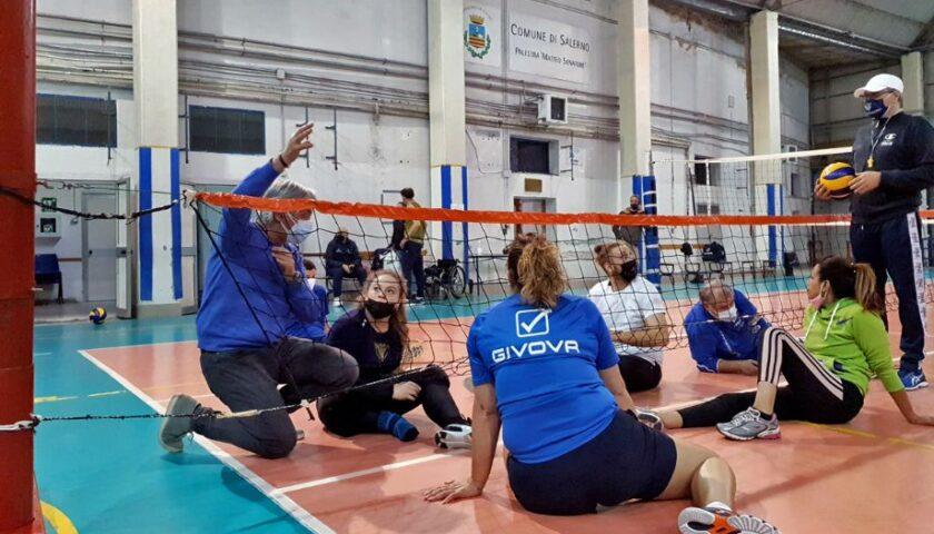 Polisportiva Salerno Guiscards, tutto pronto per la partenza del campionato di Sitting Volley