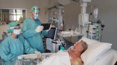 L'Asl Salerno acquista tablet per le terapie intensive degli ospedali salernitani