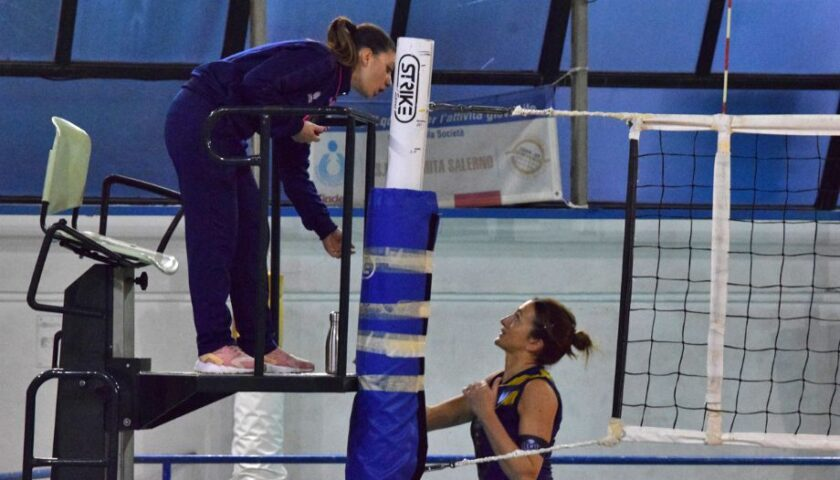 Polisportiva Salerno Guiscards, ultimo impegno casalingo della regular season per il team volley