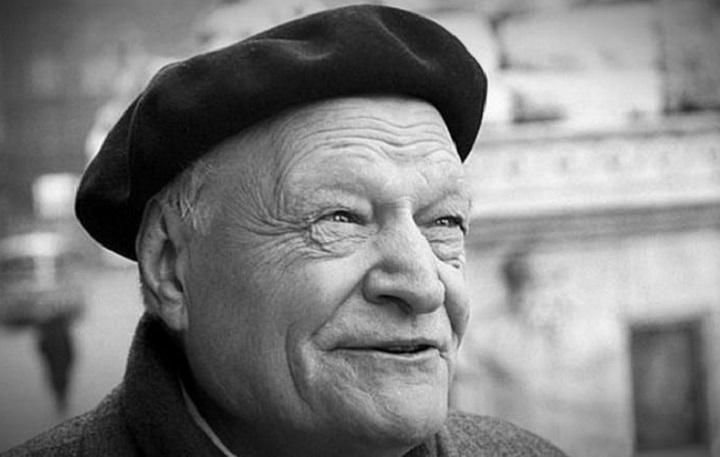 Il 1 giugno 1970 a Milano si spegne il maestro dell'Ermetismo Giuseppe Ungaretti