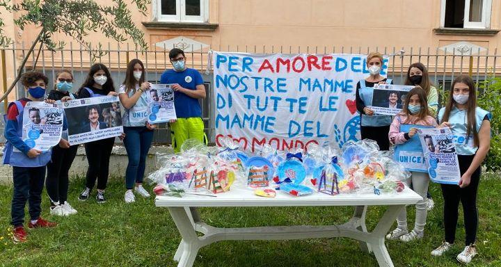 ROCCAPIEMONTE, FESTA DELLA MAMMA DEDICATA ALL'UNICEF