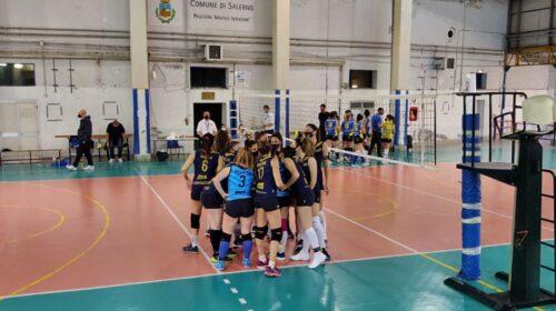 Polisportiva Salerno Guiscards, il team volley debutta nella seconda fase contro l'Asd Primavera