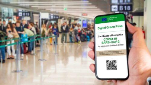 Da lunedì Green Pass obbligatoria anche in Italia