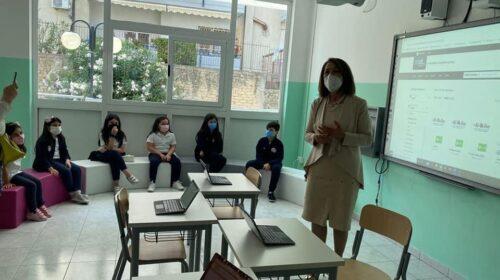 """Pagani. Nasce la Biblioteca """"A.Trotta"""" alla scuola Rodari"""