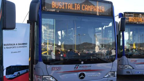 Salerno, denuncia e sciopero contro Busitalia