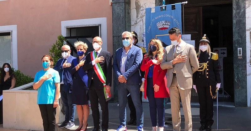Rovella, premiati medici e volontari in prima linea contro il covid