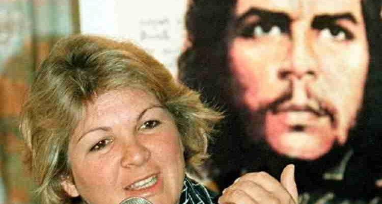 """Aledia Guevara a Cava, Cirielli (FdI): """"Troppa euforia per la figlia di un terrorista rosso"""""""
