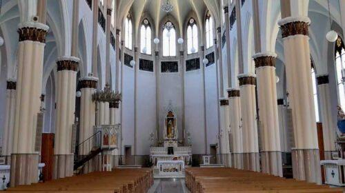 A Montesano sulla Marcellana riapre la chiesa gotica voluta da Filippo Gagliardi