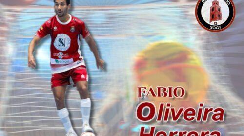 Fabio Oliveira Herrera è un nuovo calcettista dell'Alma Salerno
