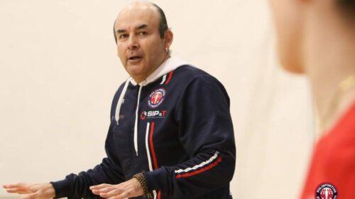 La P2P completa lo staff tecnico: coach Castillo sarà assistito da Marica Armonia