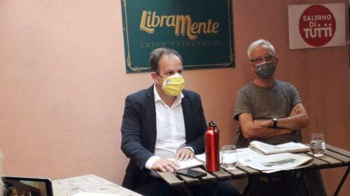 """L'ambientalista Lorenzo Forte si presenta: """"Per Salerno e i salernitani, ecco i motivi della mia scelta"""""""