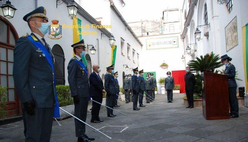 La Guardia di Finanza celebra i 247 anni dalla nascita: domani cerimonia al comando provinciale di via Duomo a Salerno