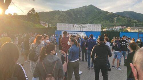 Baronissi, open day vaccinale, l'opposizione: «Grande risposta della città ma Comune ancora una volta inadeguato»