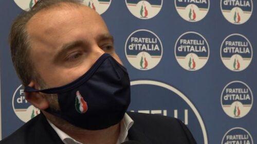 Arresti e inchiesta a Salerno, Antonio Iannone (Fdi) interroga il ministro