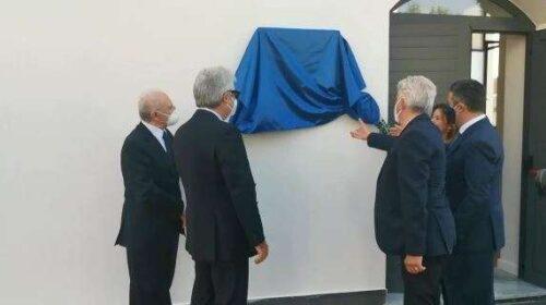 Salerno, De Luca e il sindaco inaugurano la nuova Casa Albergo